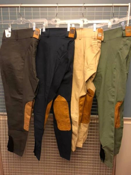 GHM Ladies Show Time Breeches