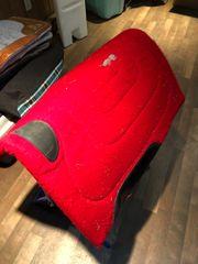 Western Red fleece pad