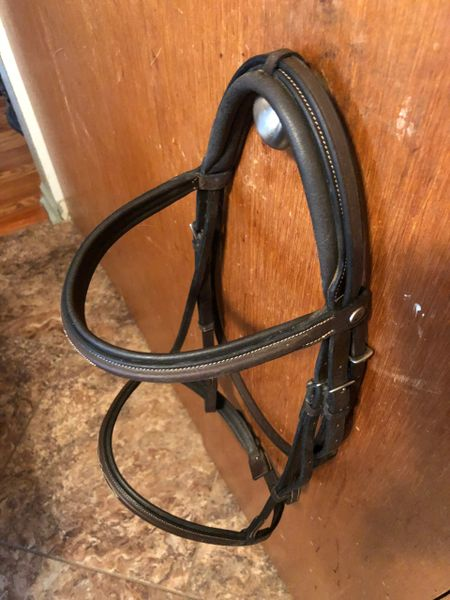 Used Lami-cell Horse bridle