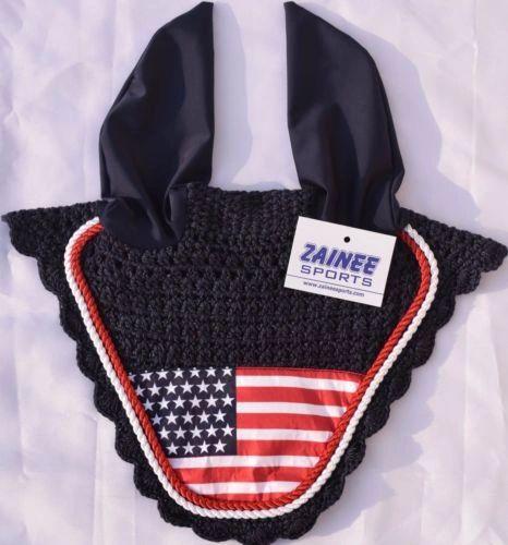 American Flag Fly bonnet