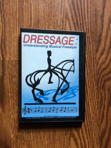 DVD dressage