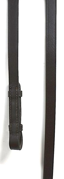 Bobby's English Tack: Silver Spur Flat Leather Reins