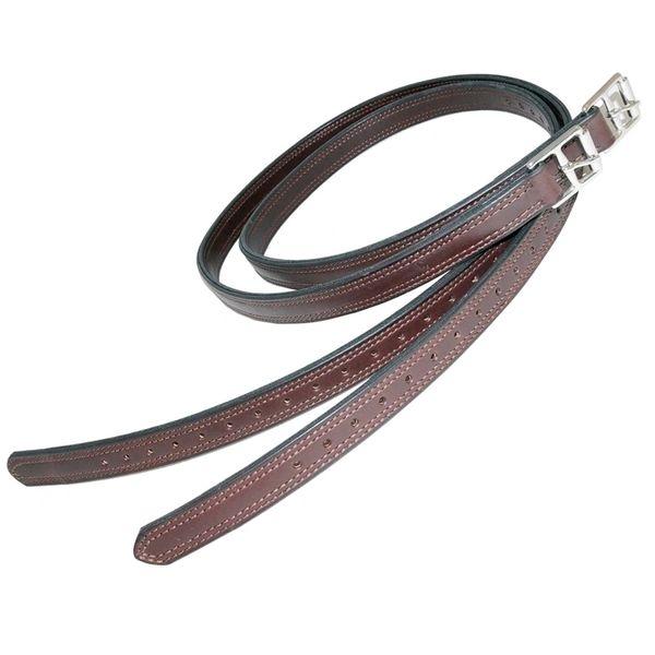 Nunn Finer nylon centered leathers