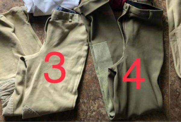 Used breeches