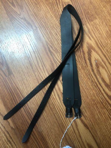 used black jod straps