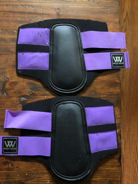 Woof Wear used medium purple