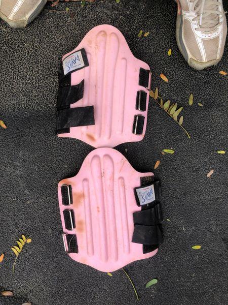 Used Davis medium pink
