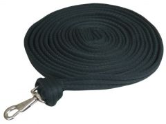 GATSBY CUSHION WEBBED LUNGE LINE WITH LOOP HANDLE