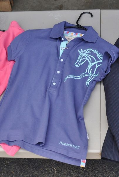 Horseware polo, small