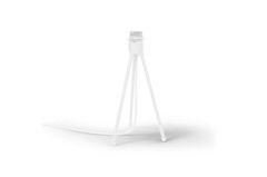 Table Tripod matt white