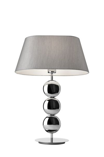 Sofia Chrome Table Lamp