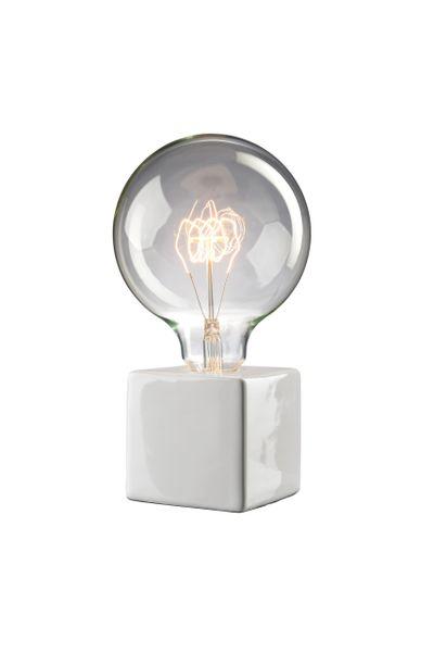 Helsinki White Table Lamp