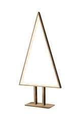 Pine Small Table Lamp Gold
