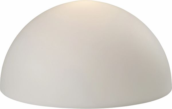 Halfmoon Outdoor Lamp Large