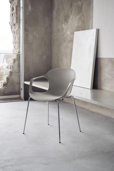 NAP Armrest - Silver Grey