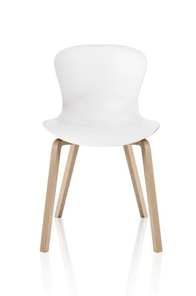NAP Wooden Legs - Milk White