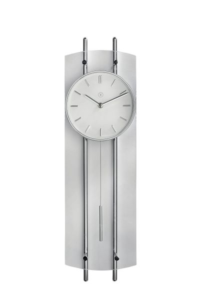 Marseille White Clock