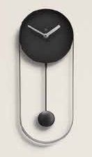Toulouse Black Clock