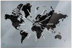 World Silver Clock