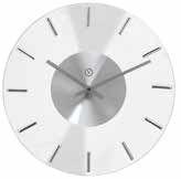 Lyon White Clock
