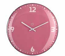 Rio Pink Clock Small
