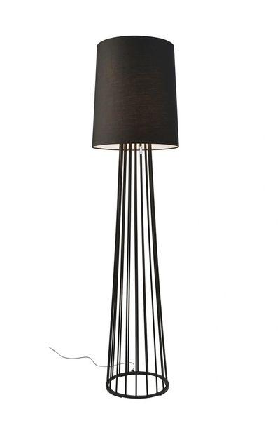 Mailand Black Floor Lamp