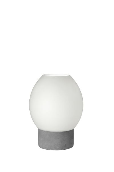 Johannesburg Table Lamp With Concrete Base