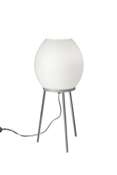 Johannesburg Table Lamp With Metal Legs