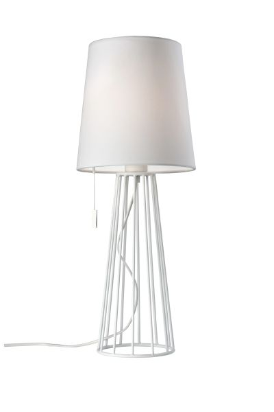 Mailand White Table Lamp