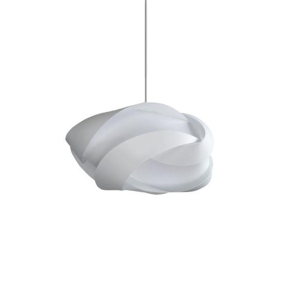 Ribbon Mini Shade White