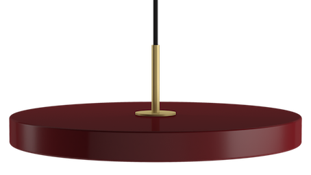 Asteria Ruby Pendant Lamp