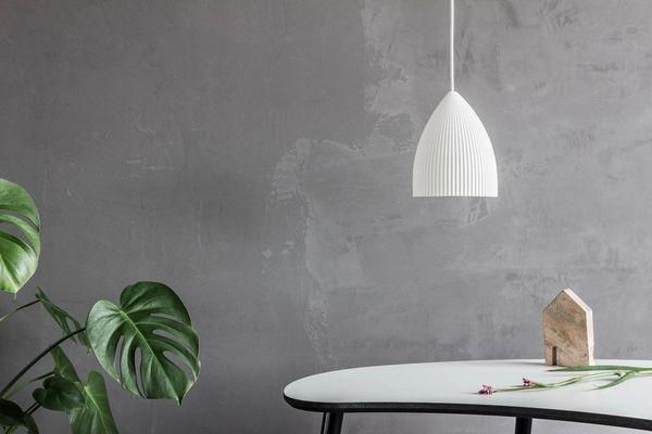 Ripples Slope Lamp Shade