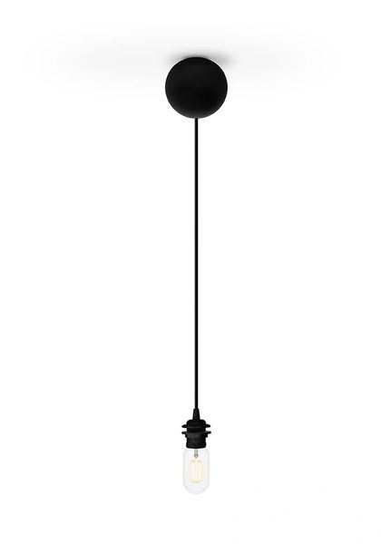 Cannonball Black Cord Set