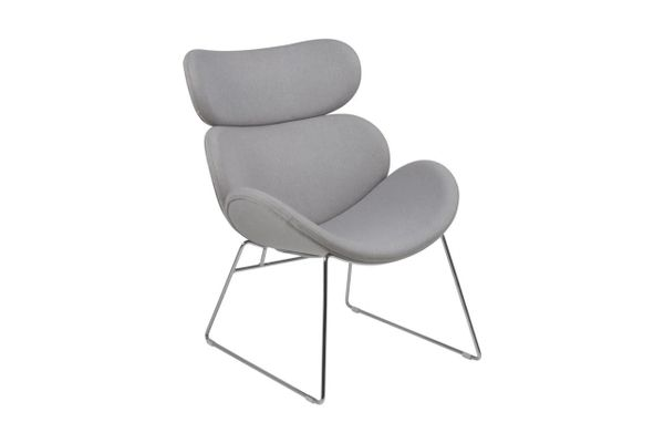 Aalborg Resting Chair Light Grey