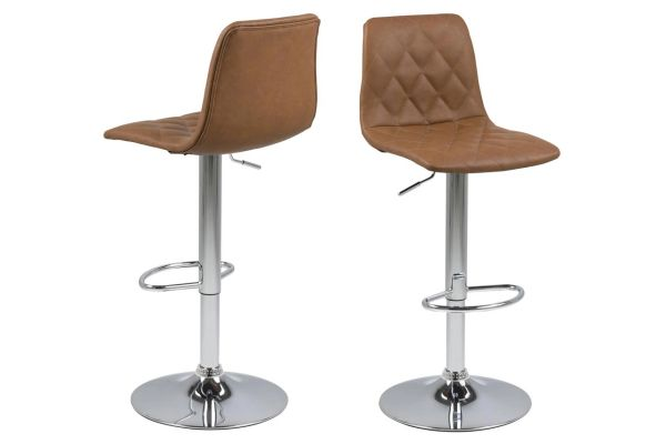 Billund Light Brown Barstool