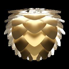 Aluvia Shade Medium Brushed Brass