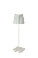 Daisy Table Lamp Powder White