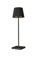Daisy Table Lamp Liquorice Black