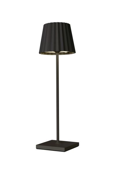 Daisy Table Lamp Liquorice Black