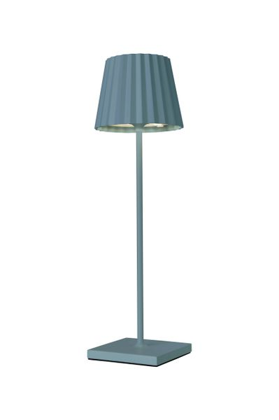 Daisy Table Lamp Blueberry