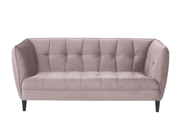 Gothenburg 2 seater sofa Dusty Rose