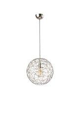Ex Display Mesh Medium Satin Pendant Lamp