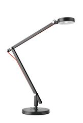 Ex Display Angle Black Table Lamp