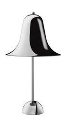 Verpan Pantop Table Lamp Black Chrome