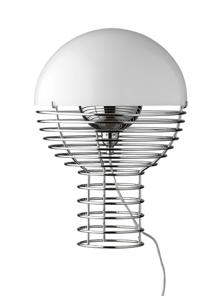 Verpan Wire Table Lamp Small