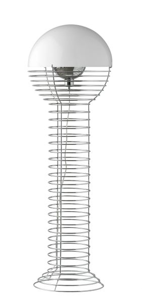 Verpan Wire Floor Lamp