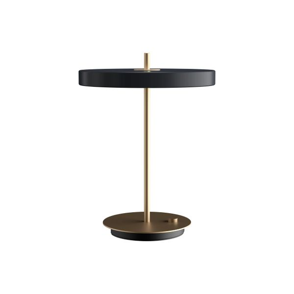 Asteria Table Lamp Anthracite