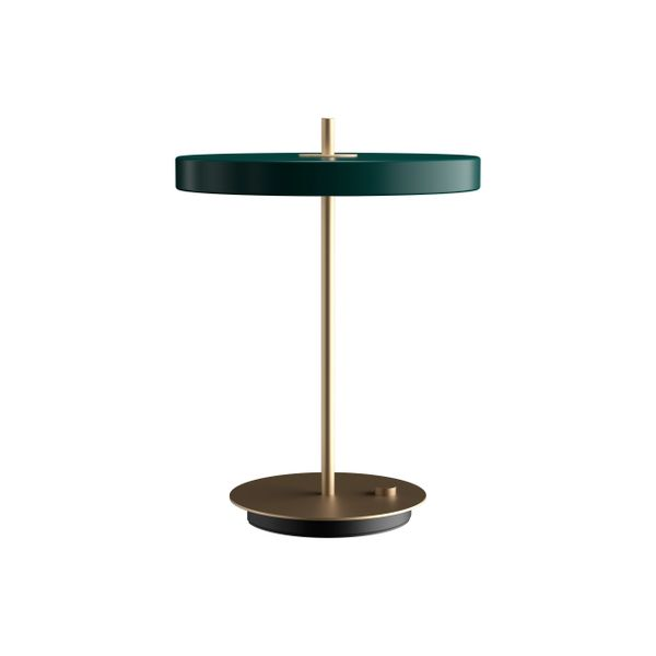 Asteria Table Lamp Forest Green