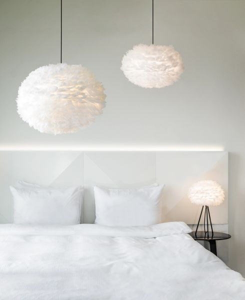 Eos White Lampshade