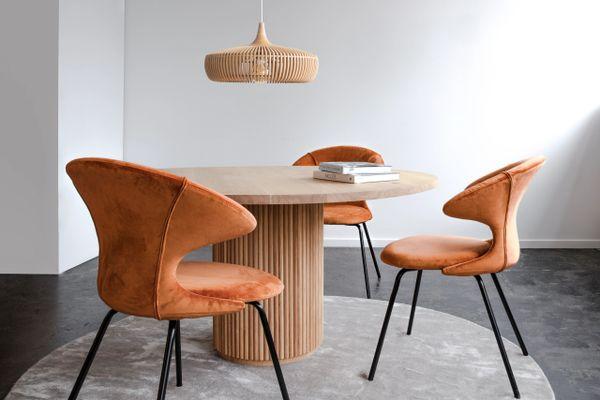 Clava Dine Wood Lampshade